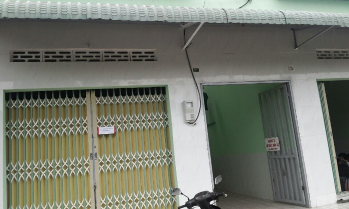 Bán nhà trọ cho công nhân thuê, gần chợ An bình.