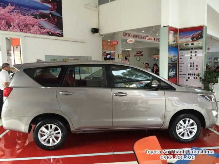 Xe ôtô Toyota Innova 2018 HCM từ Đại lý Toyota 100% vốn Nhật - Toyota An Thành Fukushima