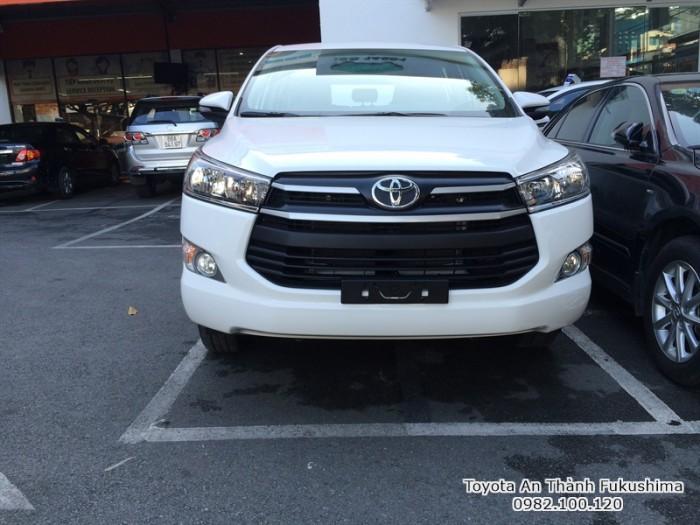 Xe ôtô Toyota Innova 2017 HCM từ Đại lý Toyota 100% vốn Nhật - Toyota An Thành Fukushima
