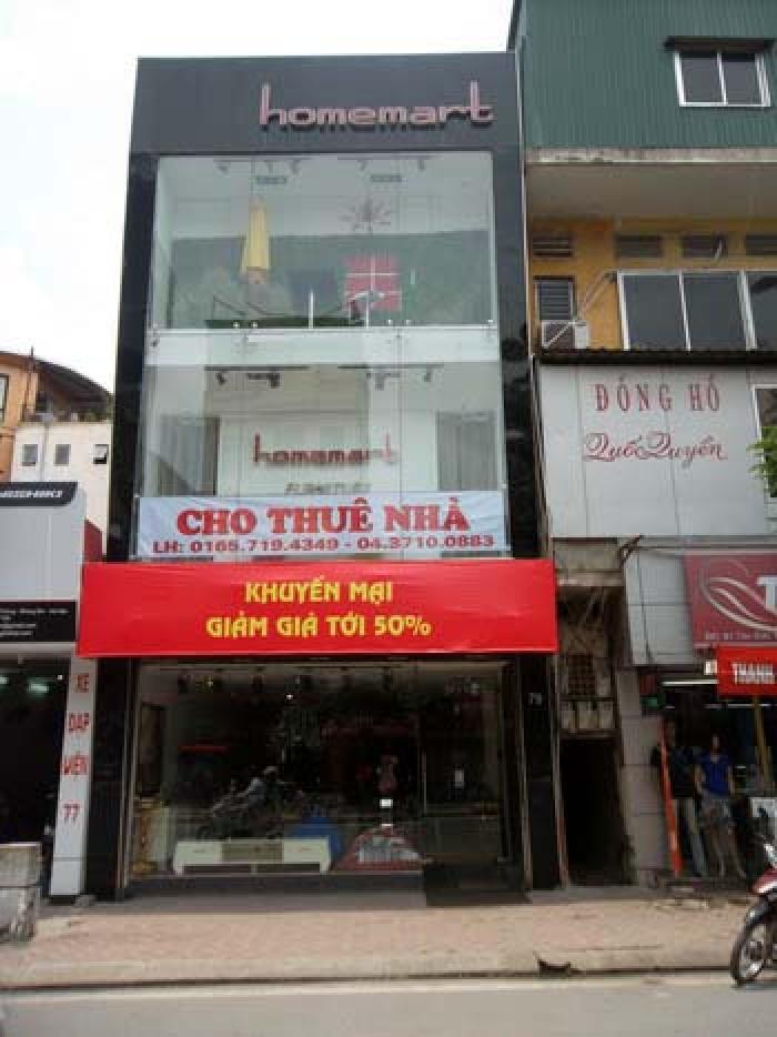 Cần bán gấp nhà mặt phố Tôn Đức Thắng, Đống Đa, giá trên 40 tỷ