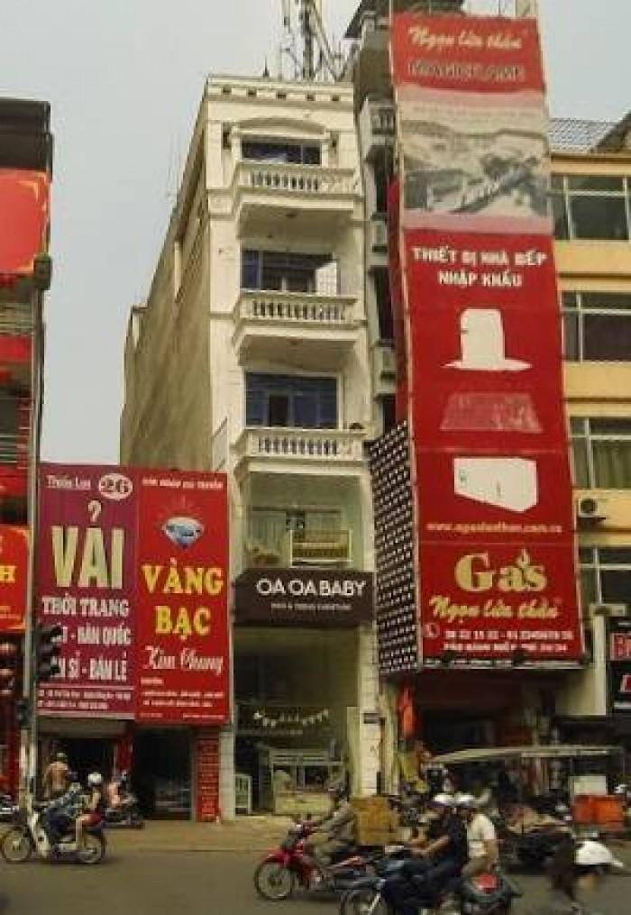 Cần bán gấp nhà mặt phố Nguyễn Siêu, Hoàn Kiếm, vị trí cực đẹp giá 300tr/m