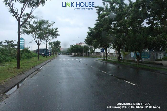 Đất nền khu biệt thự Thăng Long,gần cầu Tiên Sơn