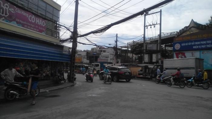 Bán Nhà Mặt tiền đường Nguyễn Du, gần ĐH Công Nghiệp 4.DT: 5x25