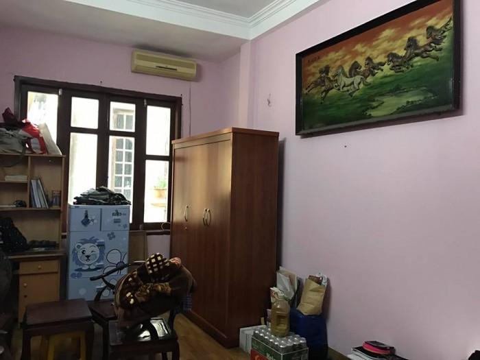Bán Nhà Kinh Doanh Ngõ Gốc Đề Minh Khai Hai bà Trưng, 40m, 4 tầng, giá 3,75  Tỷ.