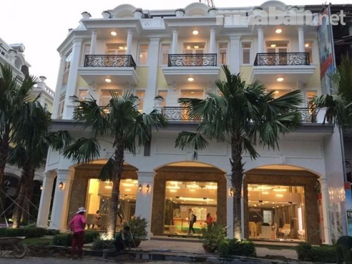 Bán Căn Nhà Phố Duy Nhất 2 MT đường Tạ Quang Bửu