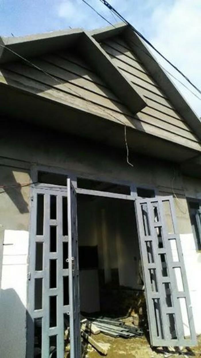Bán nhà đang hoàn thiện sau đa khoa trung ương giá 450 tr.