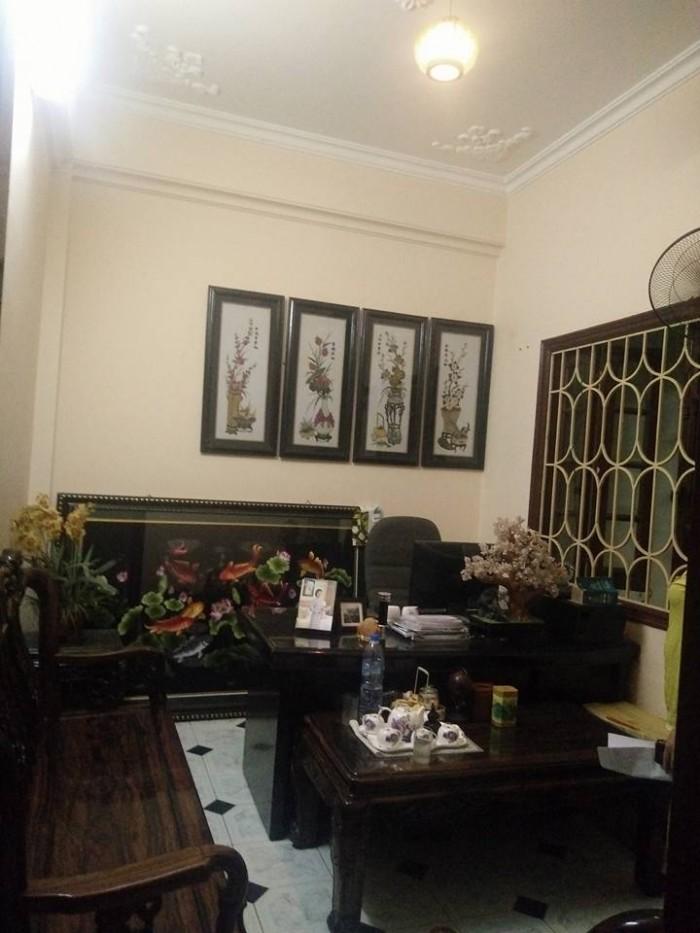 Nhà khu VIP phố Vương Thừa Vũ:  100m2, Ô tô vào nhà; kinh doanh tốt; chỉ  9,8 tỷ.