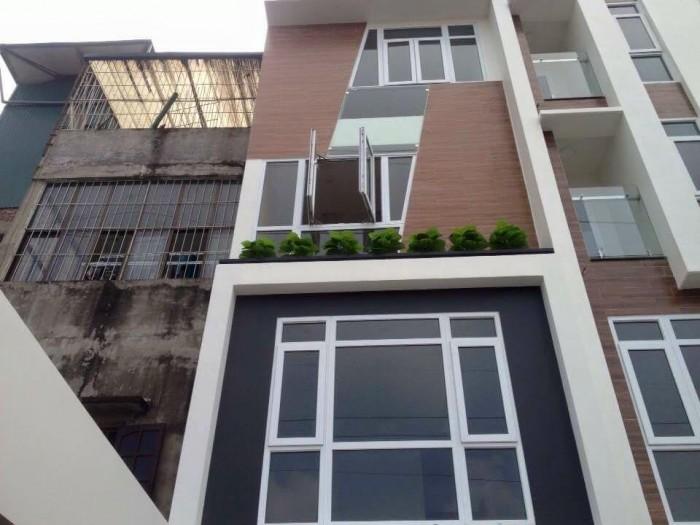 Bán nhà mặt phố Võ Chí Công kinh doanh đắc địa 56m2, MT 7m, giá 11.8 tỷ.