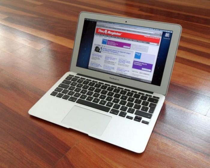 Laptop Macbook air 2014 MD761, i5 1.4G, 4G, ssd128G, like new, giá rẻ1