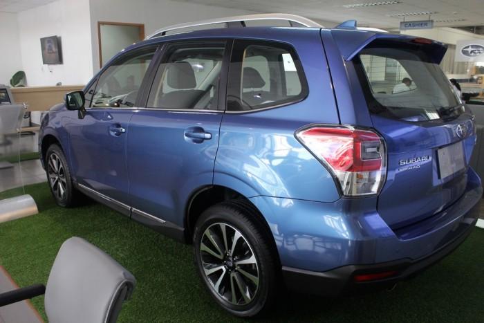 Xe Subaru Forester 2017 dòng xe Suv 5 chỗ, máy xăng, số tự động.