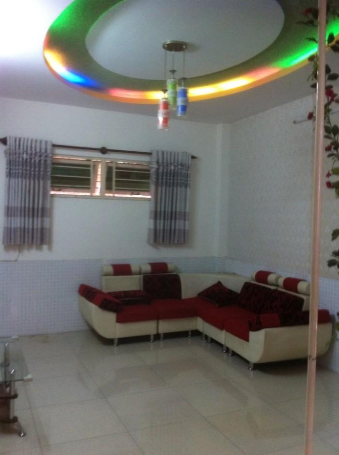 Bán nhà hẻm 25 Trần Bình Trọng, P.5, Bình Thạnh. 4 x 11m, 1 trệt, 3 lầu