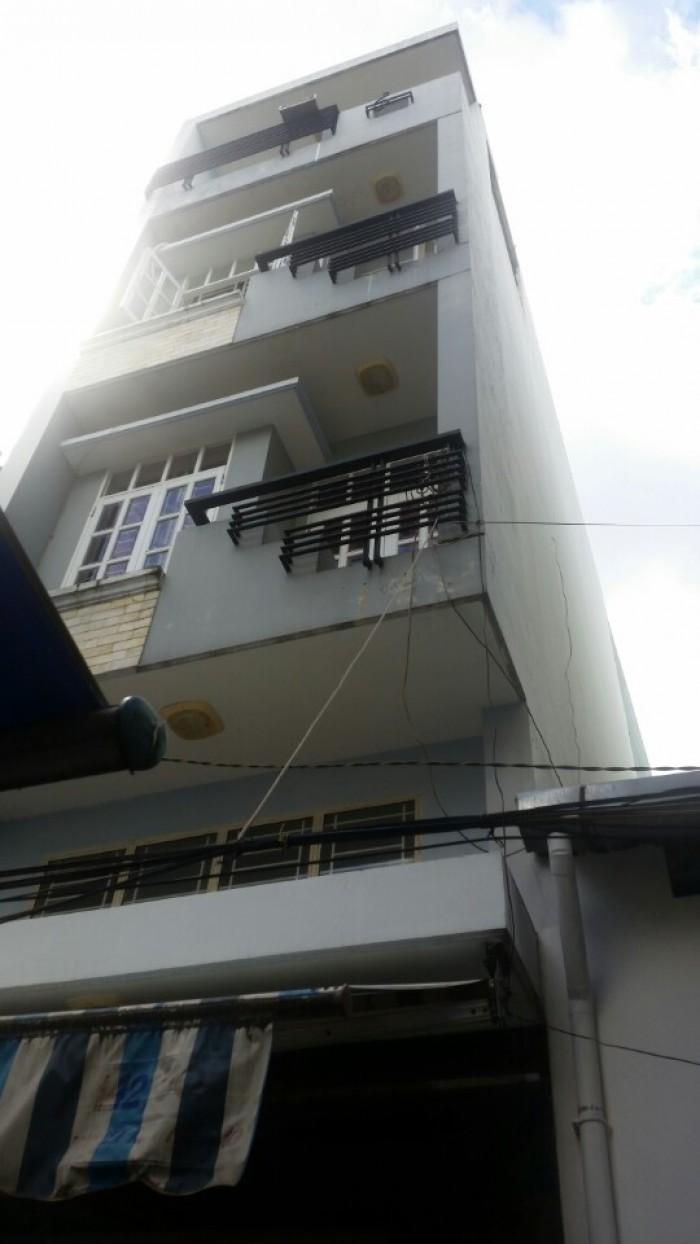 Bán gấp nhà mới HXH 270/2 Phan Đình Phùng - chỉ 4.65 tỷ