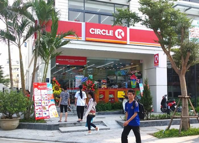 Hệ thống siêu thị circle k cần thuê mặt bằng để kinh doanh