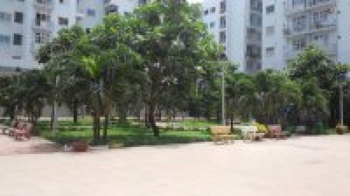 Căn hộ Phú An Có sân vườn, sổ hồng, nhận nhà ở ngay