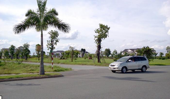 Bán đất hẻm 12 m gần sân golf Nhân sư_ Củ Chi