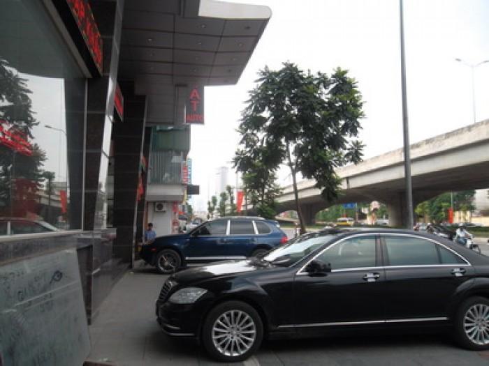 Bán tòa nhà 9 tầng mặt phố Khuất Duy Tiến,Thanh Xuân, Hà Nội,DT 305m2, MT 20m, giá 120 tỷ.