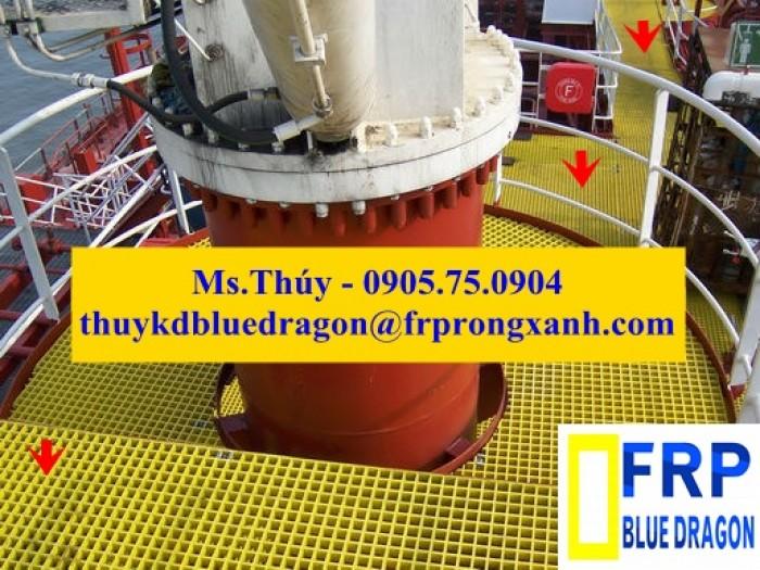 Kết quả hình ảnh cho tấm đạy muong thoát nước frp grating 0905750904