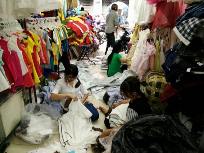 Xưởng May Gia Công Trang Trần - Nhận may gia công quần áo xuất khẩu