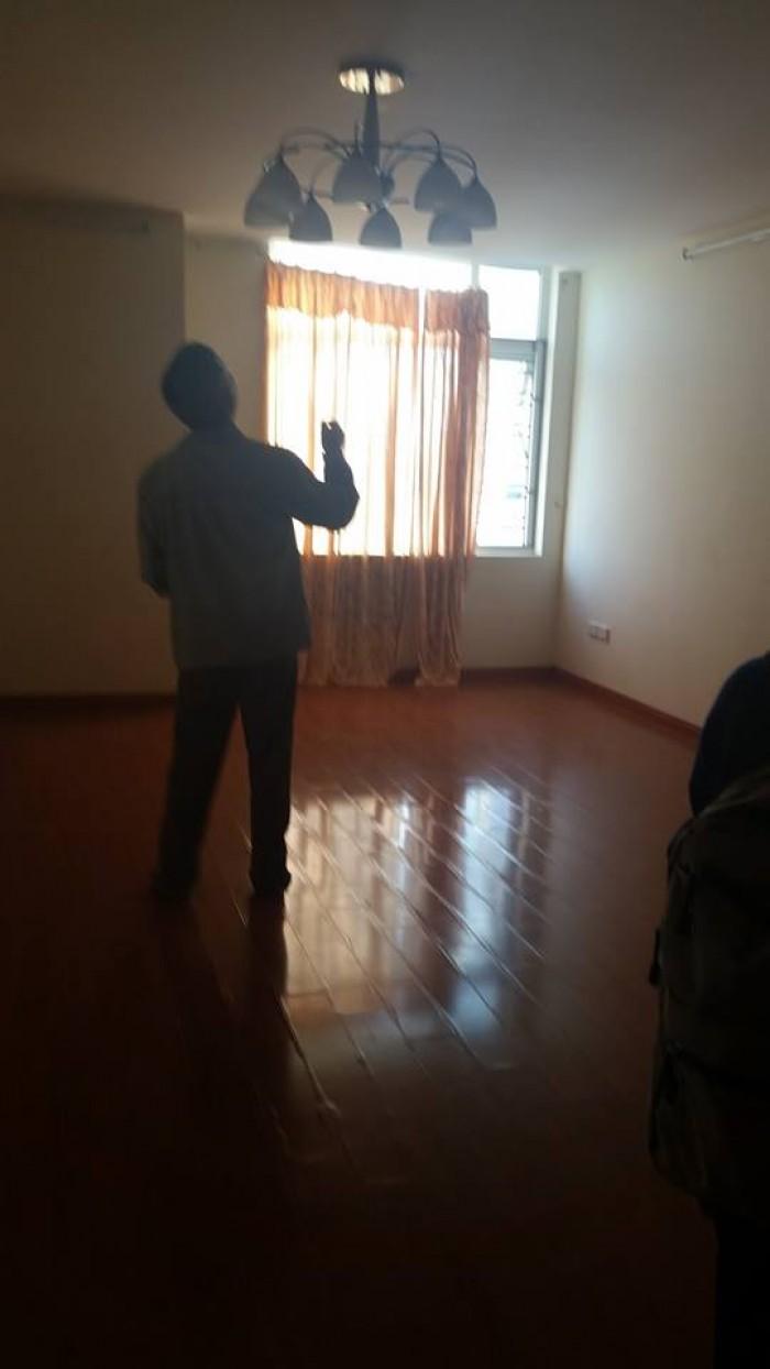 Chính chủ cần cho thuê gấp căn hộ CC 789 Bộ Tổng Tham Mưu Mỹ Đình, S=90m2, có nội thất, giá 8tr/th