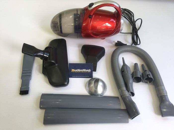 TÍNH NĂNG NỔI BẬT   Thiết kế hiện đại và tiện dụng Được thiết kế với công suất lớn 1000W, máy hút bụi cầm tay Vacuum Cleaner JK 8 có khả năng hút mạnh mẽ, giúp bạn làm sạch mọi vật một cách nhanh chóng và hiệu quả nhất. Ngoài ra, máy còn được thiết kế đặc biệt nên vừa có khả năng hút và thổi bụi với đầu hút sàn và khe đa năng nên có thể hút ở những nơi khó khăn nhất như khe tủ, khe máy tính, thảm, salon, ….1