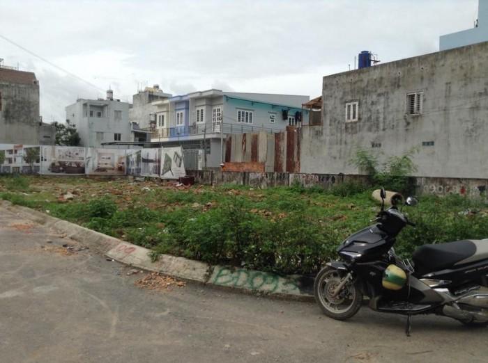 Đất 100% thổ cư giá rẻ trong KDC đông đúc gần đường Tam Bình, Thủ Đức.