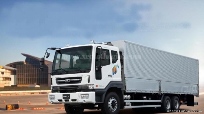 Xe tải Daewoo F8CEF, xe tải 8 tấn Daewoo F8CEF.