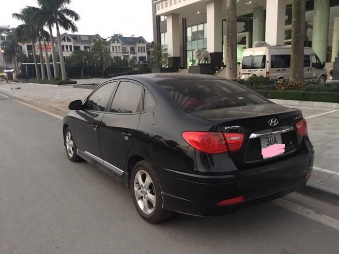 Hyundai Avante sản xuất năm 2013 Số tự động Động cơ Xăng