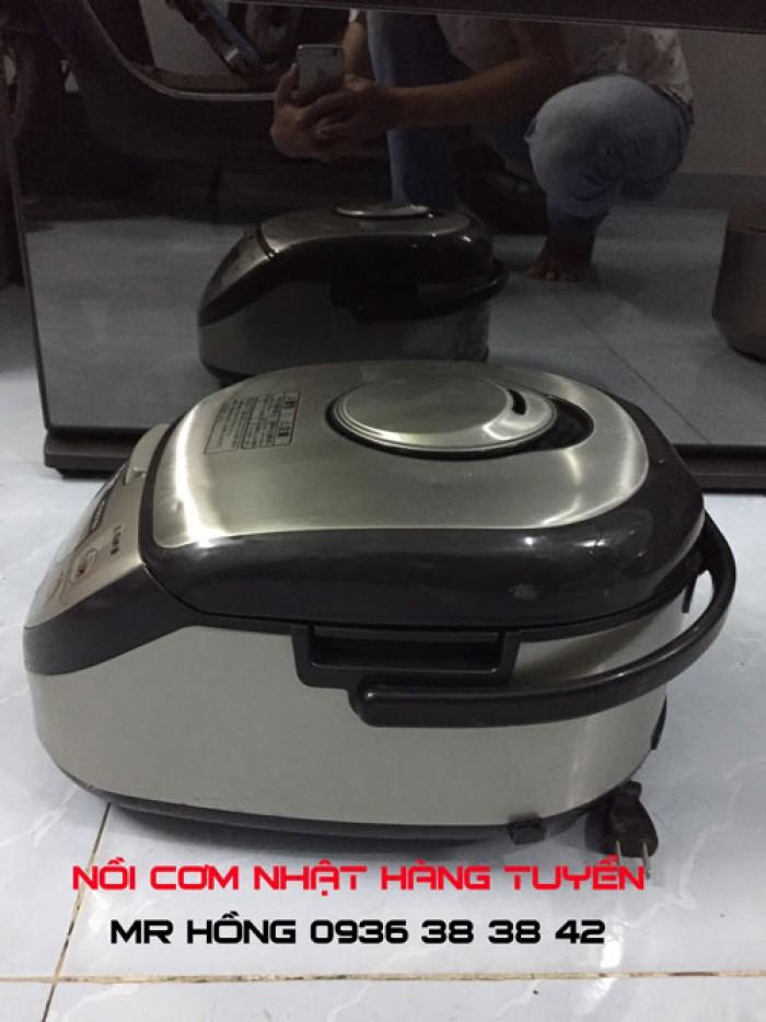 Nồi cơm điện Hitachi Rz-ns10J, Hàng nội địa Nhật nấu cơm cực ngon