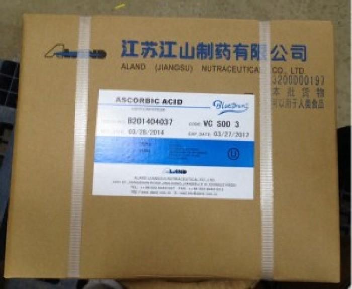 Nguyên liệu dùng trong  thú y,thủy sản:Sorbitol,Vitamin C,...1