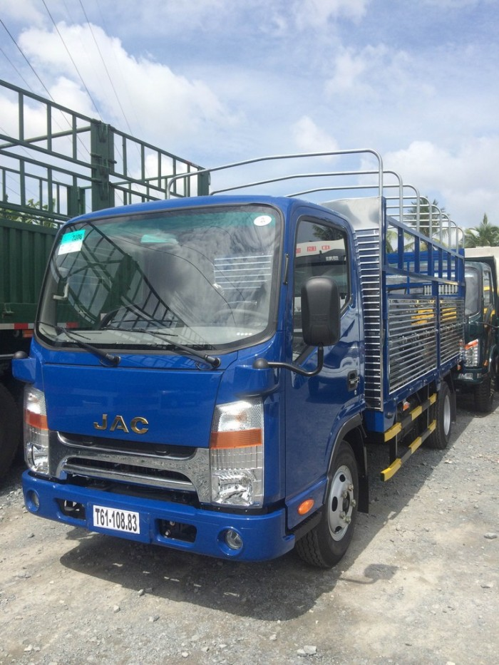 Xe tải JAC 3.45 tấn ( Công nghệ  ISUZU ) , mua xe tải trả góp