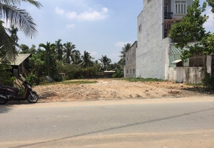 Lô đất Mặt Tiền - Hiệp Thành - Mở văn phòng, Kinh doanh, Tạp Hóa, Quán cafe