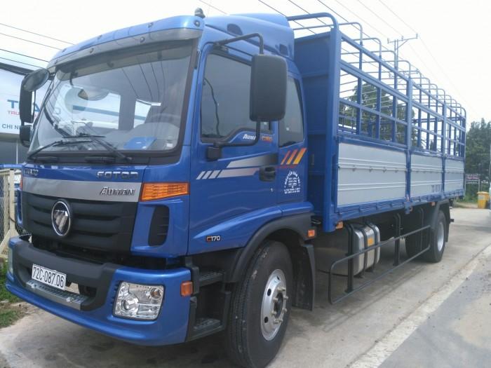 Mua xe tải nặng 9 tấn chất lượng giá tốt 6