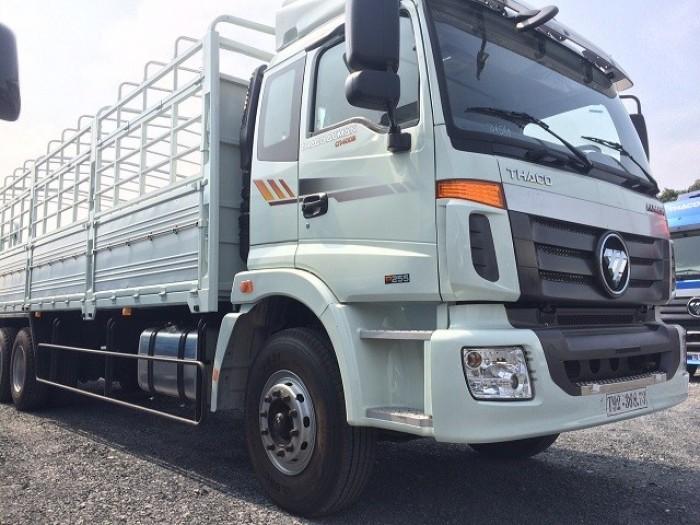 Mua xe tải nặng 9 tấn chất lượng giá tốt 5