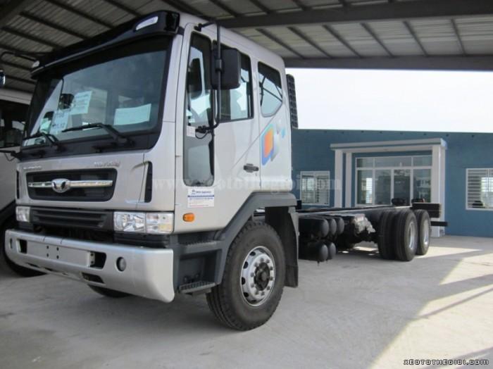 Daewoo Khác sản xuất năm 2016 Số tay (số sàn) Xe tải động cơ Dầu diesel