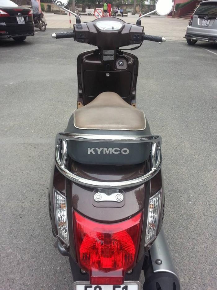 Kymco Like 125 Mẫu Mới Kiểu Dáng Vespa Tuyệt Đẹp Nguyên zin 100%