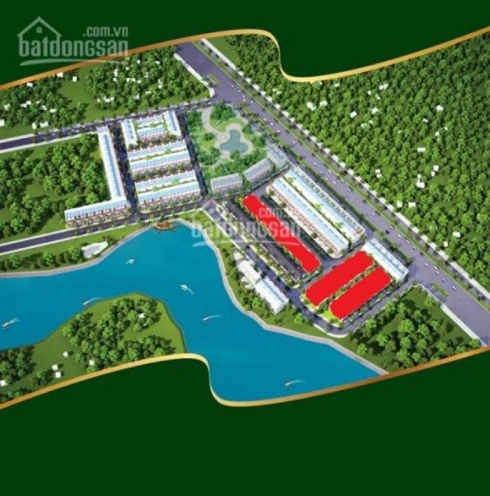 Dự án hot cuối năm tại Long An. Đất nền gần chợ Rạch Kiến, Cần Đước, SHR chính chủ
