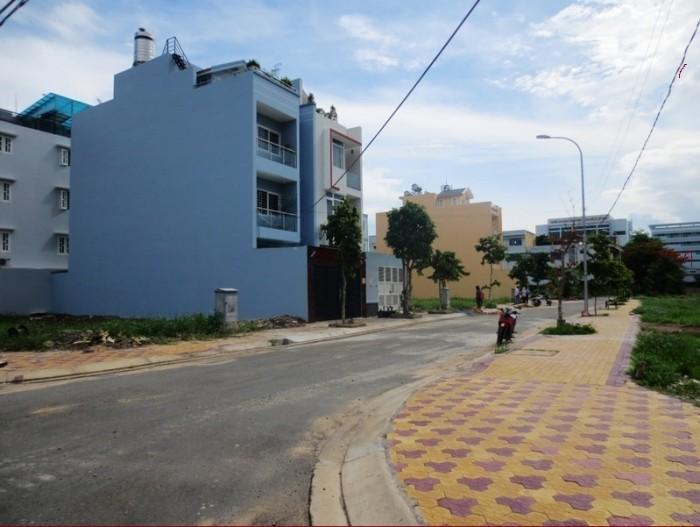 Nền view ,đường 23 nguyễn xiển, khu phố 1,Q.9, 55m2, shr