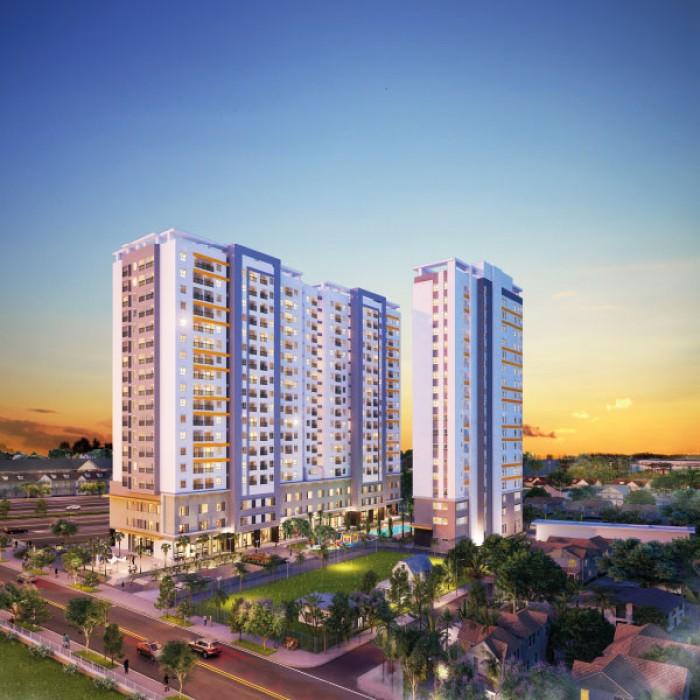 Căn hộ Moonlight Boulevard MT Kinh Dương Vương, Q.Bình Tân chỉ 1,2 tỷ/2PN