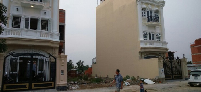 Đất dự án, phường Bình Trưng Đông, quận 9