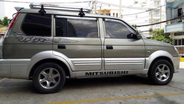 Bán xe Jolie(Misubisi), đời 2005, xe 7 chổ chạy êm. Giá 280 triệu.