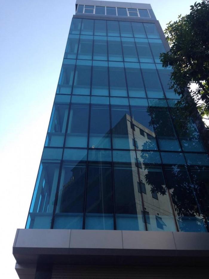 Cần cho thuê cả nhà mặt phố nguyễn khang dt 110m2 X 6 tầng