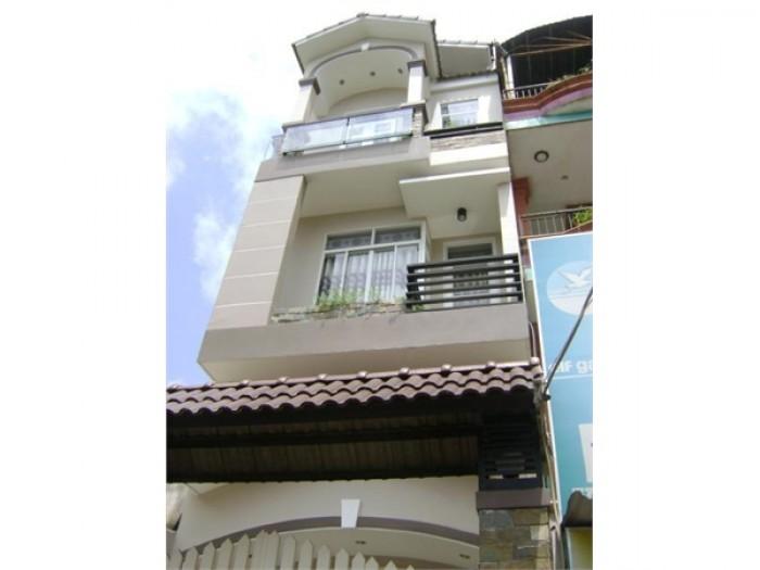 Bán nhà HXH, Hòa Hưng, P13, Q10, Dt 50m2, giá 4,3 tỷ.