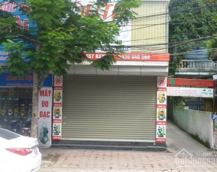 Bán nhà kinh doanh Minh Khai, 55m2, ngã ba mặt Phố, MT 5m, giá 6.8 tỷ