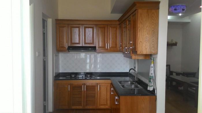 Cho thuê căn hộ CC Viện 103 Hà Đông, S=112.7m2, có nội thất, giá 7tr/th