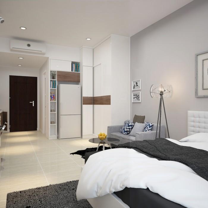 Cho thuê căn hộ cao cấp Officetel Sunrise City (có chức năng làm văn phòng và ở) mới 100%.