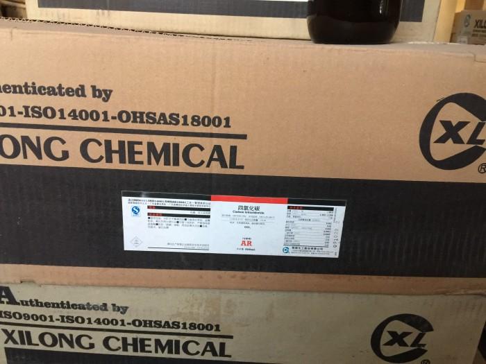 Cần bán Cacbon tetraclorrua (CCl4) hang Xilong Trung Quốc.