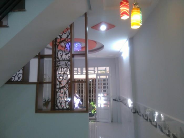 Nhà KDC Phú Lợi, Phường 7, Quận 8, TPHCM, 3 tỷ 1
