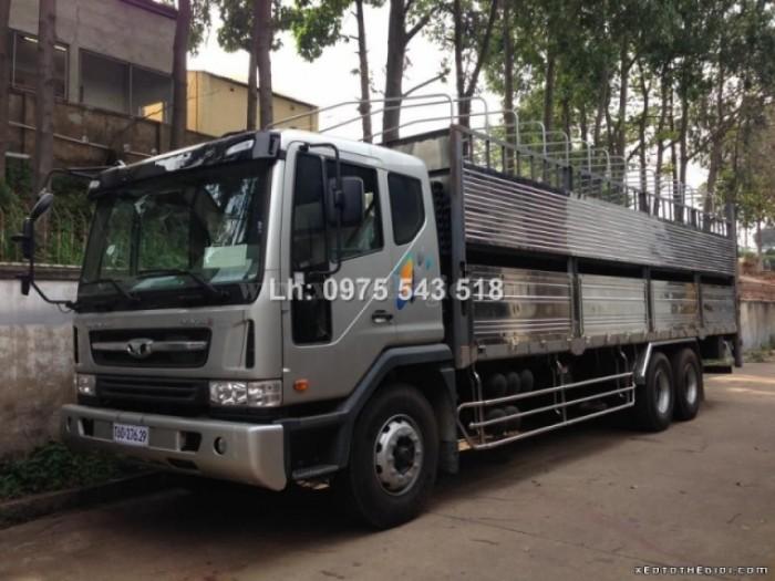 Bán xe tải Daewoo P9CVF 21 tấn, giá rẻ cạnh tranh