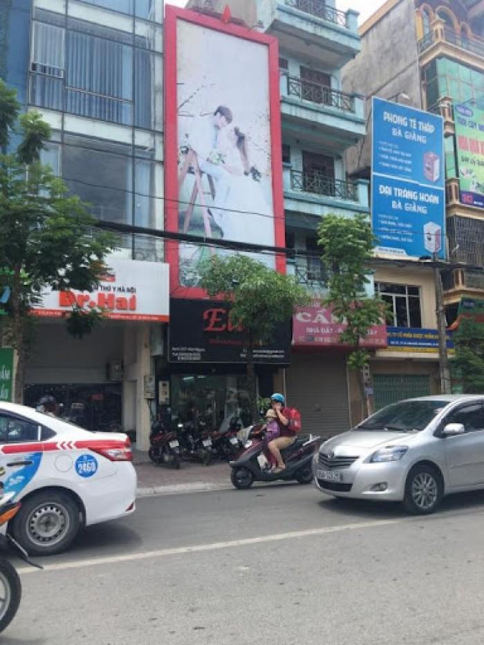 Mặt phố Nguyễn Công Hoan, Ba Đình 55m2, mt 4,5m chỉ 14,9 tỷ