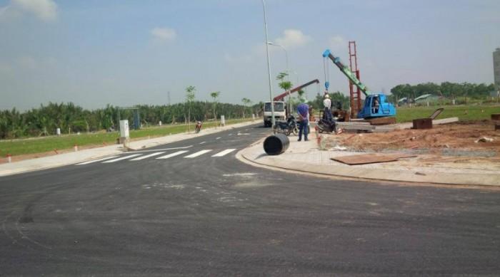 Đất thổ cư Nguyễn Thị Định, quận 2, SHR, 100m2 giá 225tr.